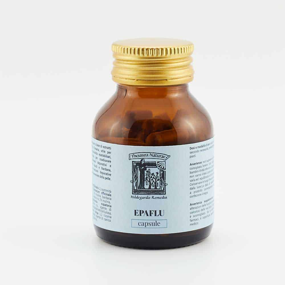 Thesaura Naturae Ildegarda Prodotti Ricette Ispirati Capsule Epaflu