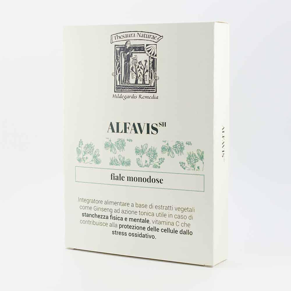 Thesaura Naturae Ildegarda Prodotti Ricette Ispirati Fiale Monodose Alfavis
