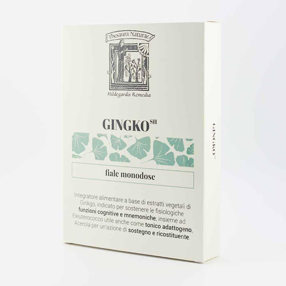 Thesaura Naturae Ildegarda Prodotti Ricette Ispirati Fiale Monodose Gingko