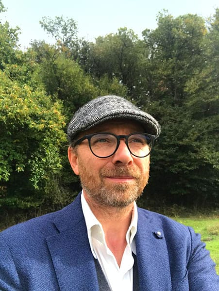 Thesaura Naturae Founder Simone Pinamonte
